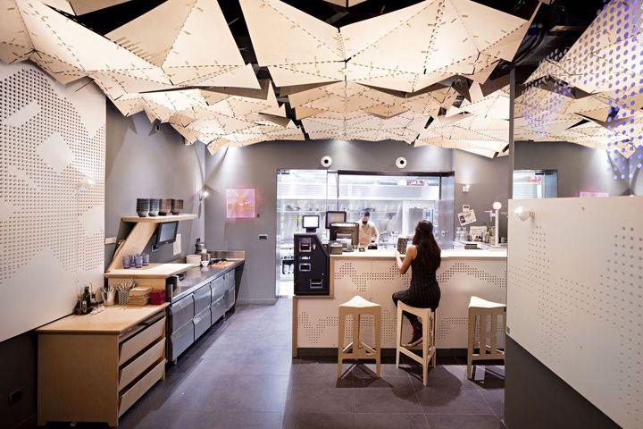 LEKA Open Source Restaurant by IAAC FAB Lab Barcelona Barcelona  Spain