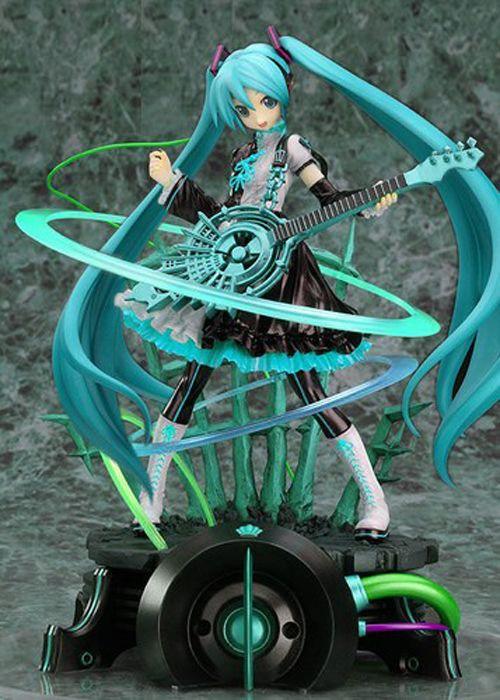 "Hatsune Miku ""Meltdown"" figurine"