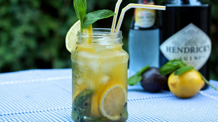 """THE MASON JAR: Nothing quite matches the aesthetic of a mason jar cocktail; the idea of recycling and re-purposing creates a personalised DIY feel. A great example is 'The Passionista"""", which is mixed with Gin, Lemon, Mint, Passionfruit and Tonic Water. Recipe on the blog."""