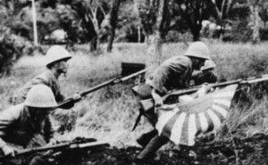 The Banzai Charge of WWII.   http://banzaiskydiver.com/banzai/  #Banzai #Banzai Charge #WWII