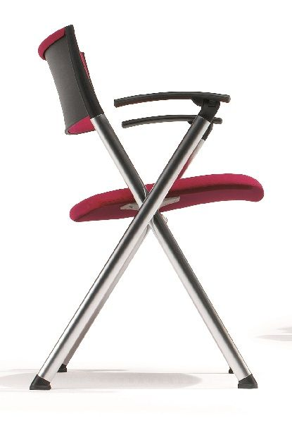 The Kusch Profession Stacking Chair is the Modern Solution to your Flexible Workspace or Training Environment. The chair is strong, yet light and can stack Vertically to save space when store #seated #kusch #stack #design seated.com.au