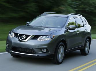 2015 Nissan Rogue SV AWD in #PC Mag! #carreviews #cars #auto #SUV #Nissan #crossover