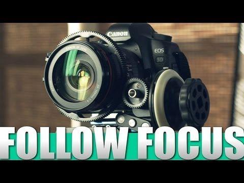 Follow Focus for Five Bucks?! -The Jar Opener from Amazon.com