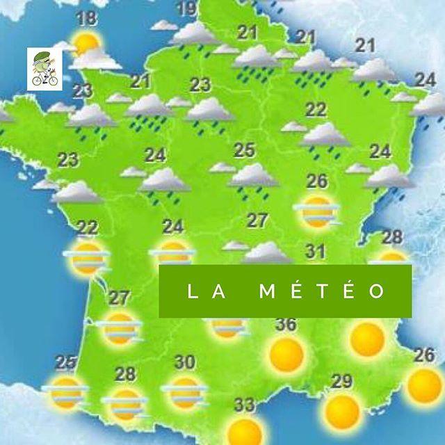 Le Mot Du Jour De Monsieur Talk La Meteo The Weather Lah May