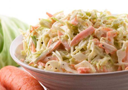 Салат из капусты с майонезом - Интересные кулинарные рецепты салата с