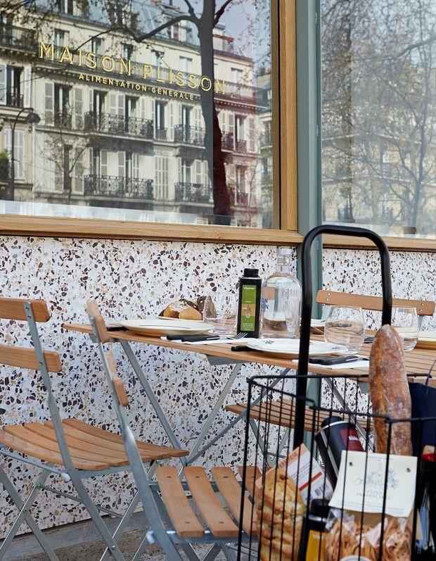 Exclu : La Maison Plisson, la nouvelle halle gourmande de Paris