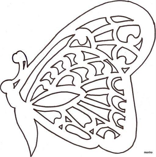 Вычинанки (бабочки) - AngelOlenka - Álbumes web de Picasa