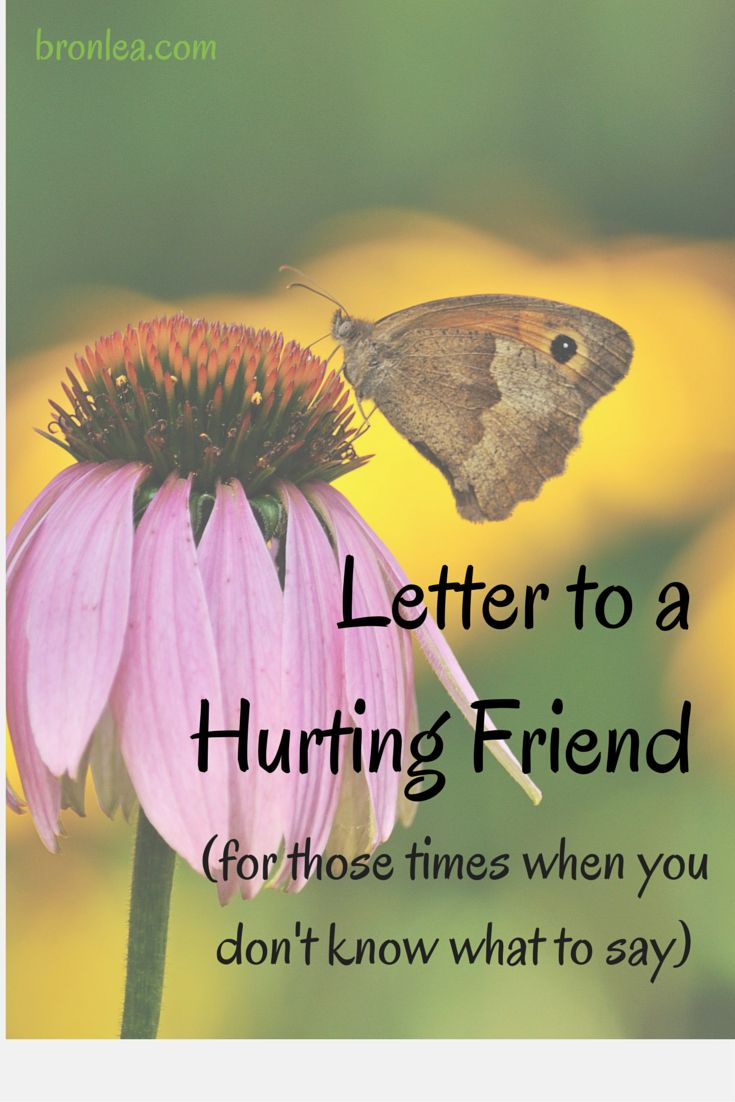 Letter to someone who hurt you