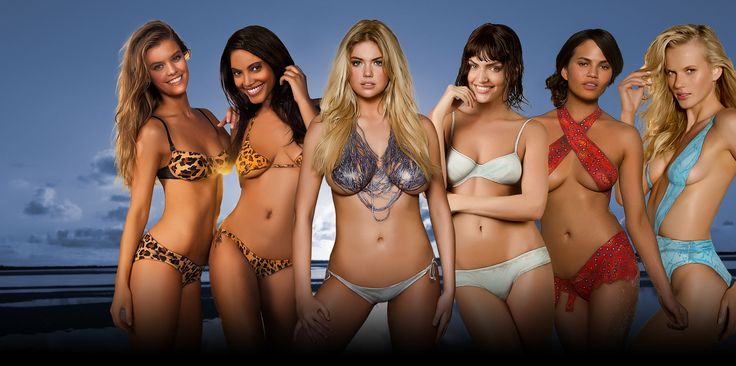 The Sexiest Sports Illustrated Swimsuit Models