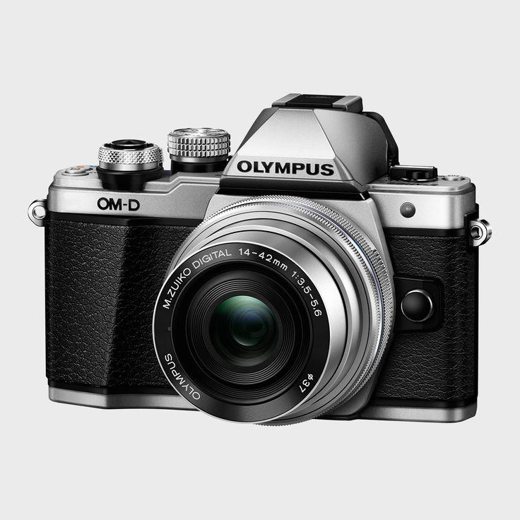 OLYMPUS OM-D E-M10 Mark II Systemkamera + Pancake-Objektiv - Lufthansa WorldShop