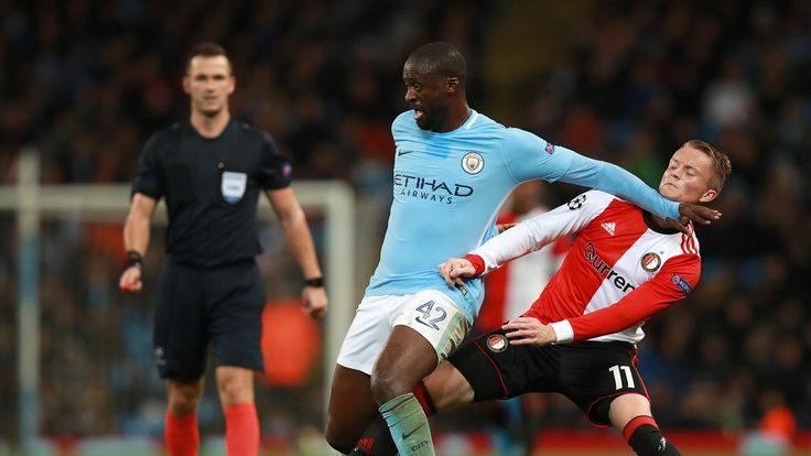 Manchester City midfielder Yaya Toure ignores praise after flying start #News #ClubNews #Football #ManCity #NorthWest