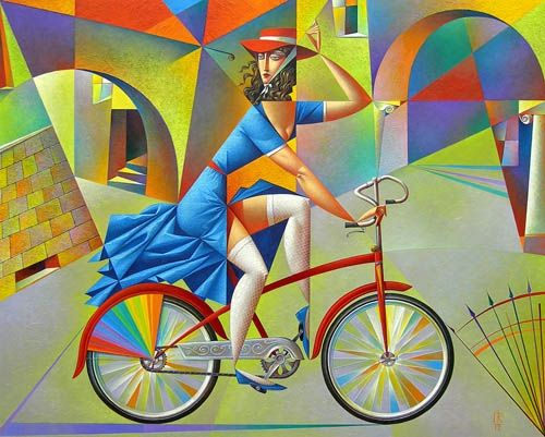 """pontjojito: """" Georgy Kurasov was born in 1958 in the USSR, in what was then Leningrad. He still lives and works in the same place, but now the country is Russia and the city is called St..."""