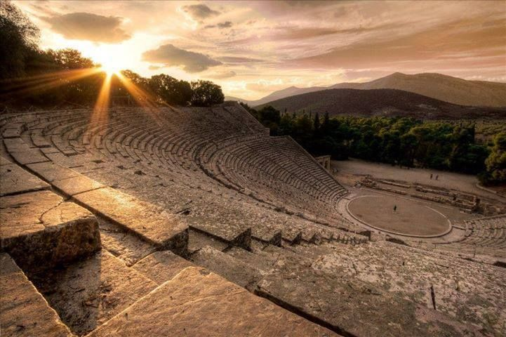 Ancient Theatre of Epidauros #ancient #greece #beenthere