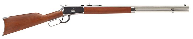 "Rossi M92 .44 Mag, Stainless, 12+1, Octagonal 24"" Barrel. Model R92-50011 - would like this in my collection....someday."