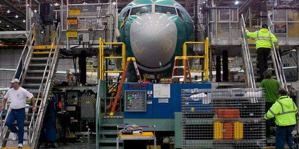 """Contrat """"historique"""" signé par Dassault Systèmes avec Boeing - La Tribune.fr"""