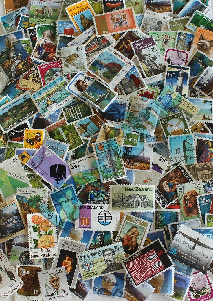 NZ Stamps