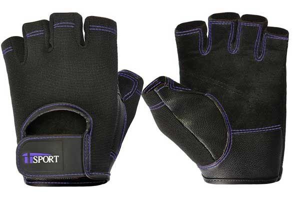 iiSPORT Mens Weight Lifting Gloves