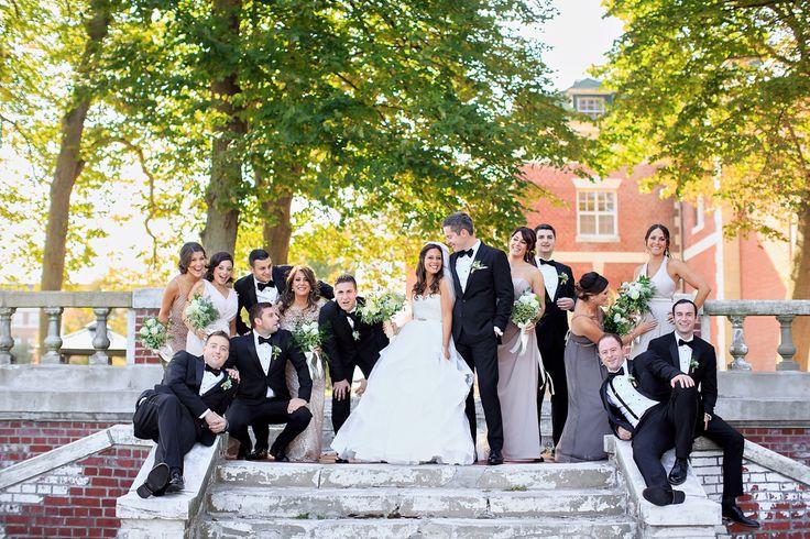 Bourne Mansion Wedding Photos   Kristie & Justin