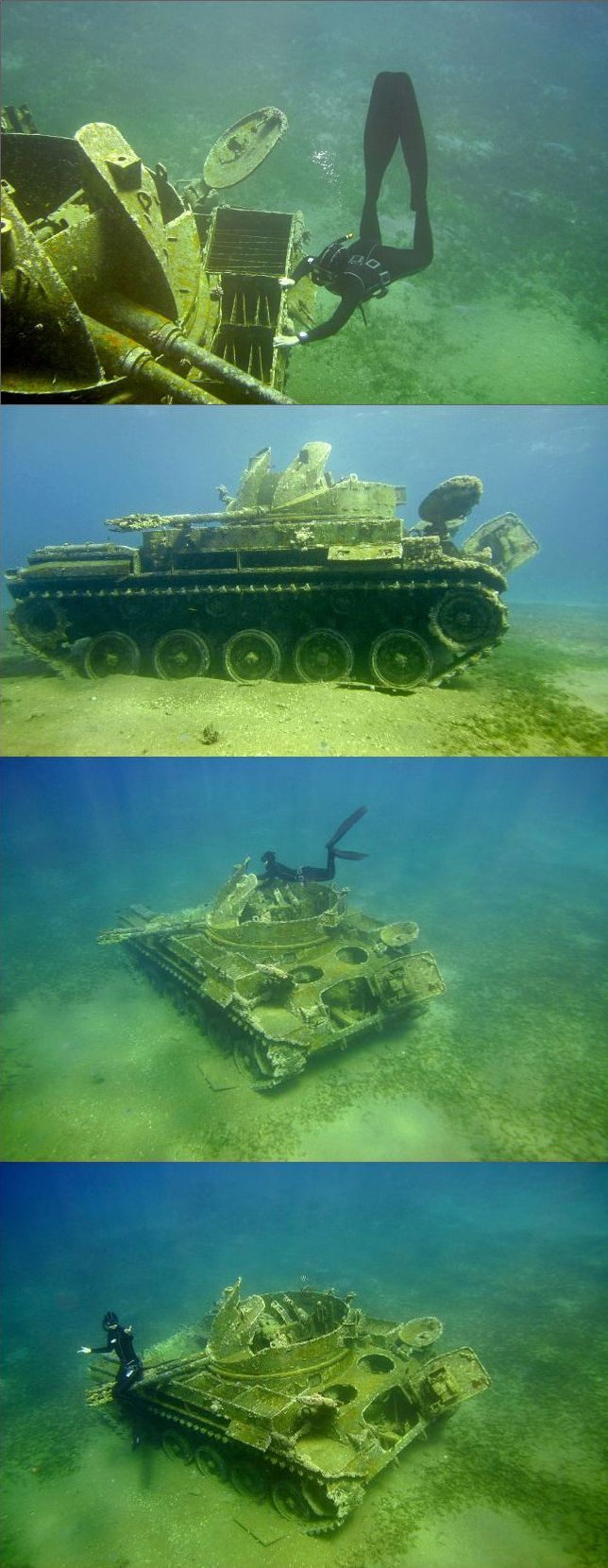 TANK International travel insurance that includes active and adventure sports like diving WW2 wrecks free of charge - check out http://www.clicktravelcover.com/