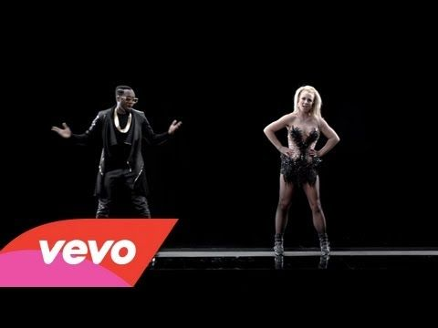 """Scream & Shout"" - will.i.am f/ Britney Spears.  Be sure to use the clean version - this song has an infectious hook that is fun to sing along with.  It's ""will.i.am and Britney B***h!"""