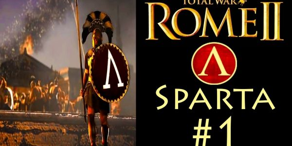 Total War Rome 2 feels the Wrath of Sparta on December16 - There's been a lot of news coming out this week for the Total War series. But between all the tidbits about Total War: Attila and the mobile Total War Battles: Kingdom, maybe