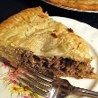 Tourtiere Du Quebec (French Canadian Meat Pie)