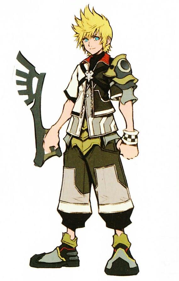 Kingdom Hearts - Ventus