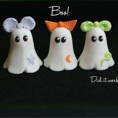 polymer clay halloween bat - Google Search