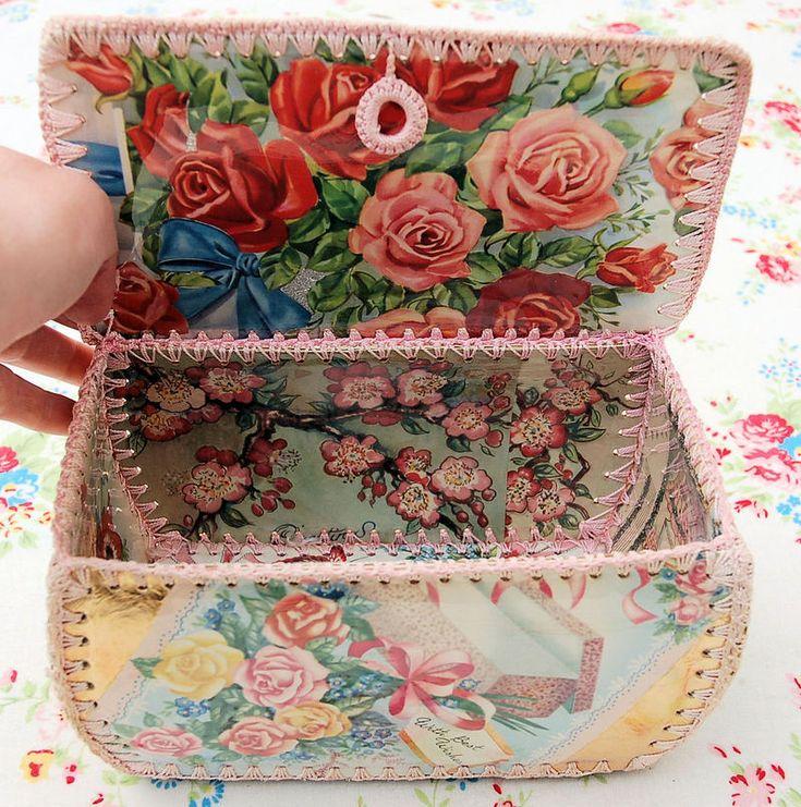 Vintage Pretty Box