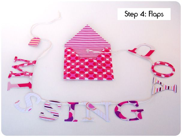 Instant Craftification : Card on a String