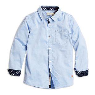 Bomullsskjorta+-+Lindex