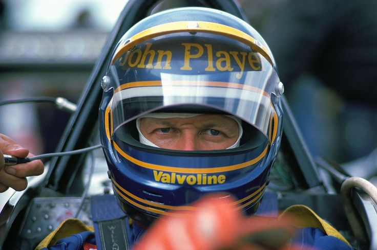Bengt Ronnie Peterson (SWE) (John Player Team Lotus), Lotus 79 - Ford-Cosworth DFV 3.0 V8 (Great Britain 1978)