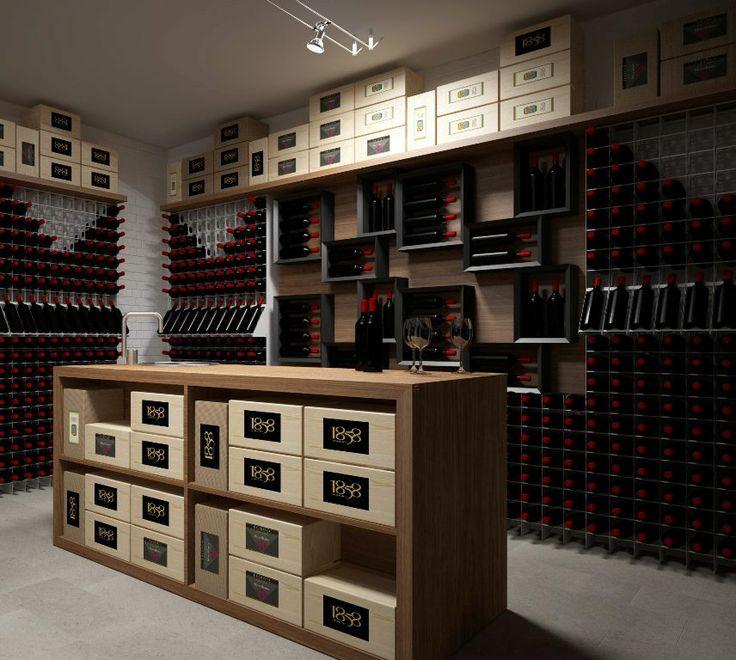 1000 images about arredamento esigo per cantine esigo for Arredamento cantina vino