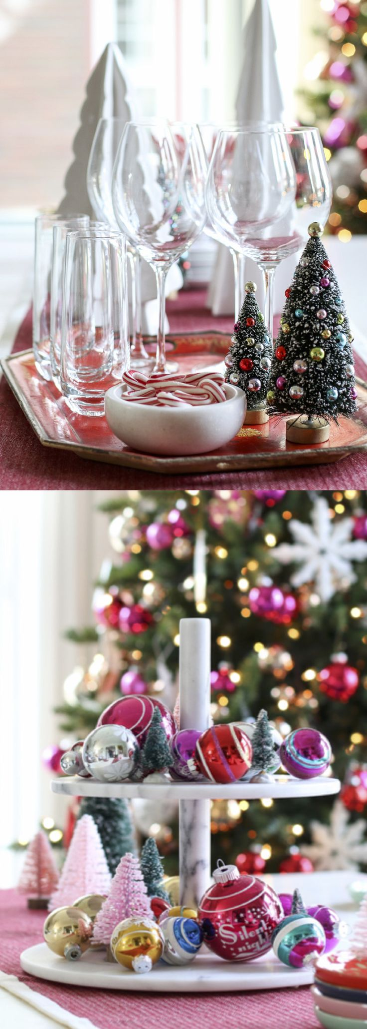 Create Function Style With These Festive Holiday Centerpiece Ideas From  Inspiredbycharm