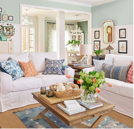 7b79ebca80622b4501cf15c60cfe9ef2 blue wall colors decorating tips