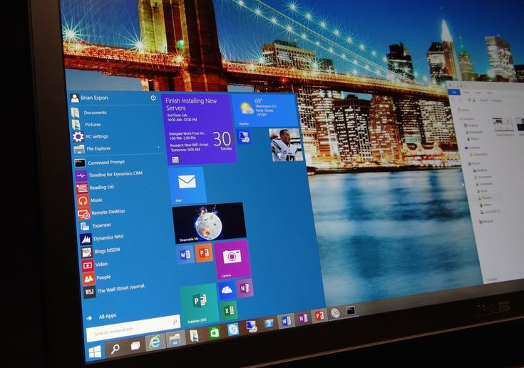 Windows , install Windows 10 right now. Your job isn't done once you've got it installed, however, because there are a few things you need to make sure