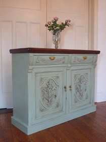 Dazzle Vintage Furniture: Easy Shabby Chic   How To Create Your Own Painted  Furniture