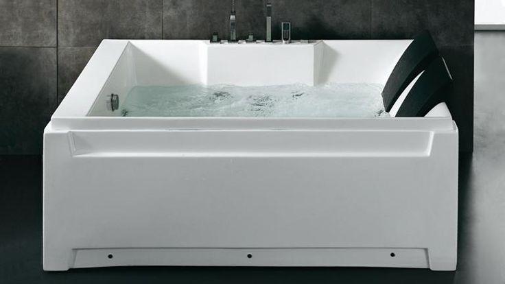 Les 25 meilleures id es de la cat gorie baignoire balneo 2 - Mini baignoire d angle ...