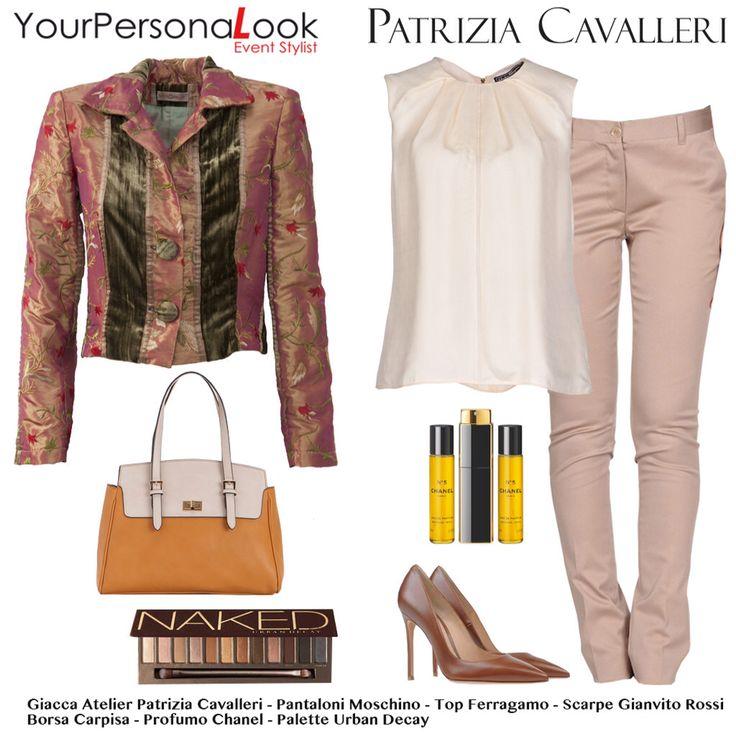 Look da giorno per una giacca colorata! Con @patcavalleri