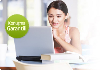 English Campus, designed for college students, the Internet and through the American instructors who teach English language education system konuşturarak. Every weekday morning, 6:00 - 1:00 at night between the time interval chosen for 10 min. - 20 min. and 30 min. lively conversations provide an opportunity to develop English language through practice.