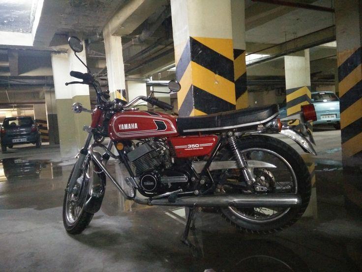 1986 Yamaha RD 350 Photos, Informations, Articles - Bikes