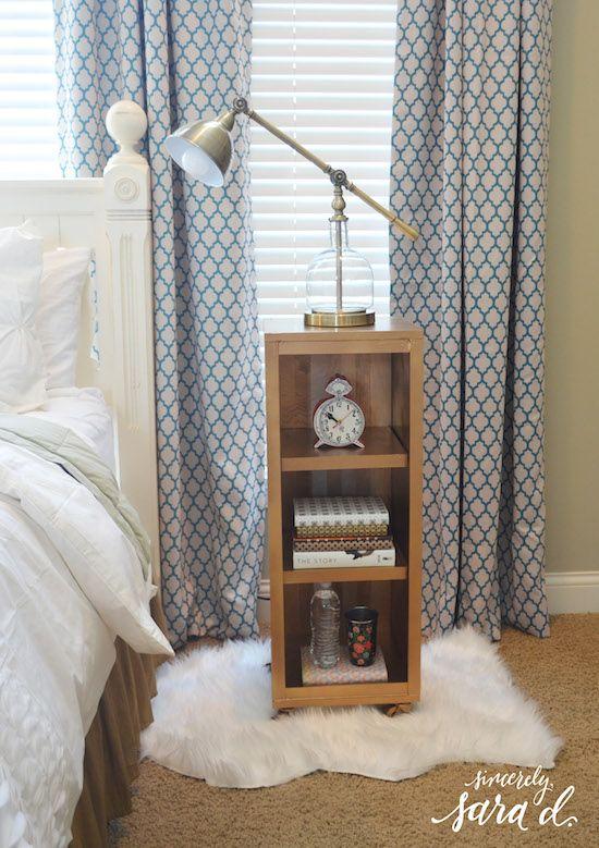 enjoyable design superman shelf. DIY Nightstand  SleepAligned 33 best with LED images on Pinterest Lamp makeover