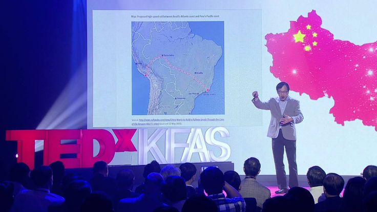 Can China Connect the World by High-Speed Rail?   Gerald Chan   TEDxKFAS - ✅WATCH VIDEO👉 http://alternativecancer.solutions/can-china-connect-the-world-by-high-speed-rail-gerald-chan-tedxkfas/     China international relations expert Dr. Gerald Chan describes in detail how China will be able to connect the world one day by high-speed rail. With more than 16,000 kilometers of railways, China now has the largest high-speed rail network in the world, and has begun to expo