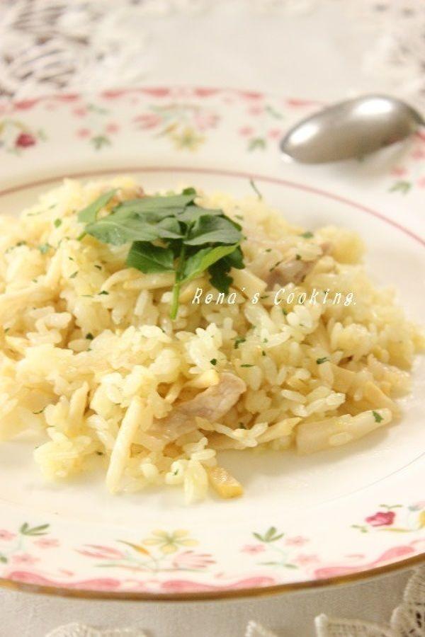 たけのこと豚肉のあっさりピラフ~カレー風味~ by レナ♪ | レシピ ...