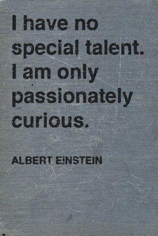 make everything with passion...
