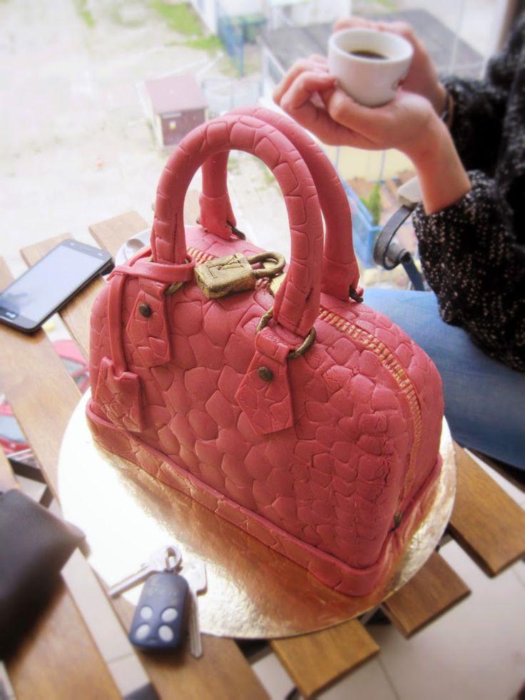 Tort torebka Louis Vuitton