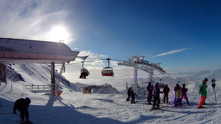 Austria: Molltaler Gletsher