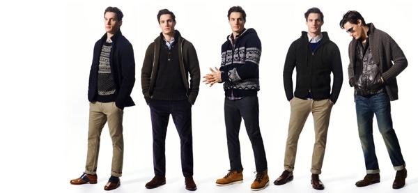 S Winter Fashion Men