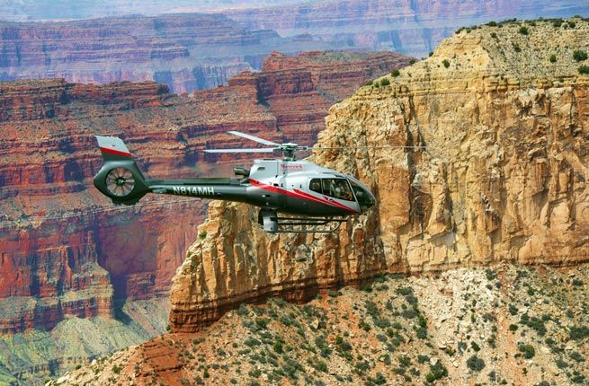 World's Most Amazing Helicopter Rides. Grand Canyon