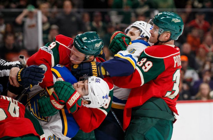 Minnesota Wild vs. St. Louis Blues live stream, Game 1: TV schedule, online and more